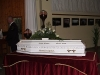 Szita Bence búcsúztatása a kaposvári Keleti temetőben