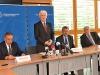 A Gyurcsány-féle plágiumgyanút vizsgáló bizottság sajtótájékoztatója a PTE-n