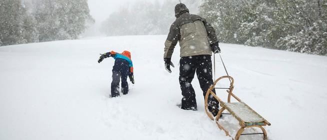 Igazi téllel búcsúzik a tél: hatalmas havazás várható, minden nap kaphatunk az égi áldásból