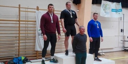 Ezúttal is hozta a formáját: második helyen végzett Kürthy Lajos az Országos Bajnokságon