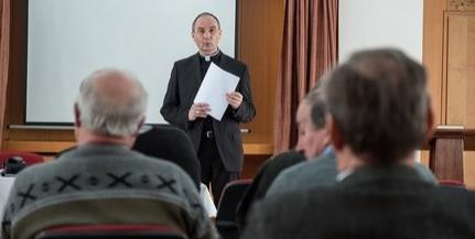 Az Alpha-kurzust is bemutatták a Pécsi Egyházmegye papjainak Mohácson