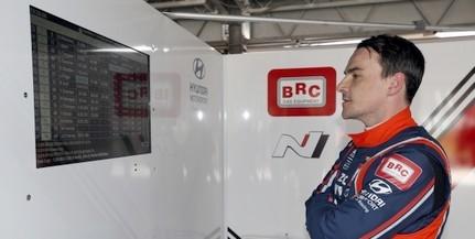 Harmadik lett Michelisz az időmérőn, amivel megszerezte az első pontjait is a szezonban
