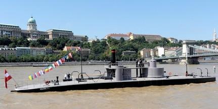 Szerdán érkezik meg a Lajta hadihajó Mohácsra, bárki a fedélzetére léphet