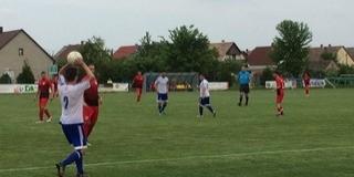 A Szentlőrinc ellen lépnek pályára ma a mohácsi focisták