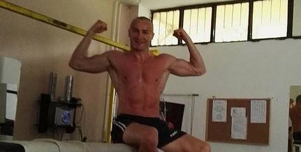 Aki lenyomott két olimpiai bajnokot: Kovács József rekordot döntött a konditeremben