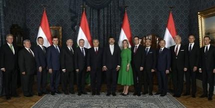 Megalakult a negyedik Orbán-kormány, átvették megbízóleveleiket a miniszterek