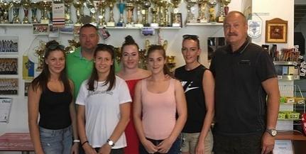 Hét új játékossal és új edzővel vág neki a szezonnak az Mohácsi TE 1888 női kézicsapata