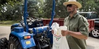 Magyarok kenyere: Sombereken tartottak megyei búzagyűjtő napot