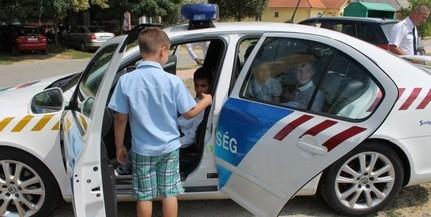 Közbiztonsági napot tartanak Újvárosban szombaton