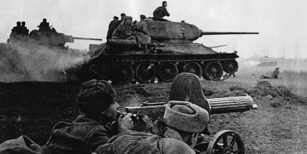 Elfeledett történelem: legénységével együtt veszett a Dunába Mohácsnál egy T-34-es harckocsi