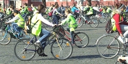 Mohácson is a bringásoké lesz a belváros hétfőn: hagyjuk otthon az autókat