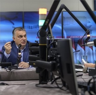Orbán Viktor szerint vérfrissítésre van szükség az Európai Parlamentben