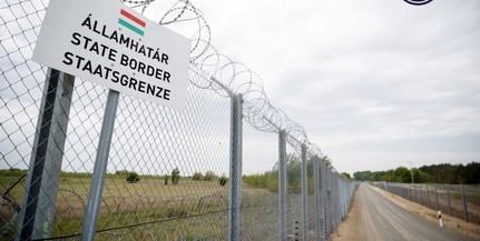 Két csoportban 25 migránst fogtak Hercegszántónál éjjel