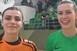 Női kézi: titkon egymás góljainak tapsoltak a mohácsi Schatzl-nővérek - Videó!