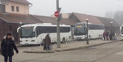 Két mohácsi buszsofőr, Muck József és Tóth Gyula milliomos lett, Flóderer Károly pedig az Év dolgozója