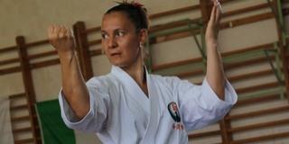 Volt válogatott, világbajnoki ötödik is, most gyerekeket tanít karatézni Dallos Éva
