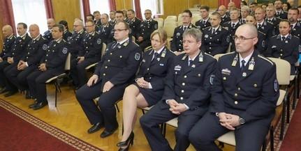 Magyar Érdemkereszttel tüntették ki Szidonya Jánost, a mohácsi kapitányság körzeti megbízottját