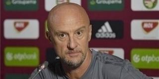 Magyar-horvát - Rossi: három-négy változás várható a kezdőcsapatban