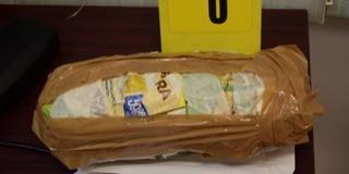 Lökhárítóban próbált drogot becsempészni Udvarnál