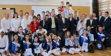 Nemzetközi szemináriumot és karate versenyt rendeztek Mohácson, hazai sikerekkel