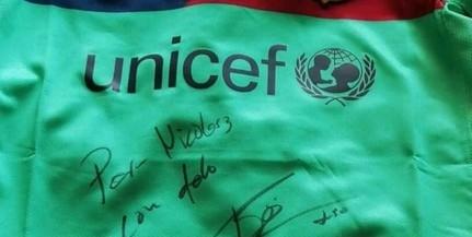Lionel Messitől érkezett csomag Berki Nikolasz számára