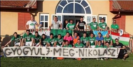 Rengetegen összefogtak Nikoért, már a Fradi is beszállt az adománygyűjtésbe