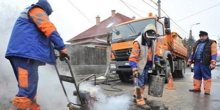 Hatvanöt millió forintot fordítanak ebben az esztendőben Mohácson utak és járdák felújítására