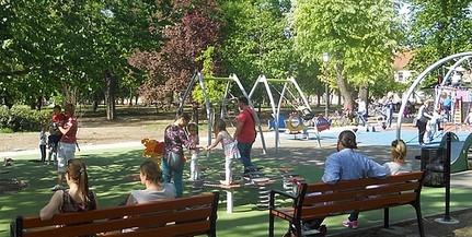 Egyre többen keresik fel a megújult Szepessy parkot, befejeződött a rekonstrukció