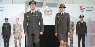 Bemutatták az új honvédségi köznapi egyenruhát