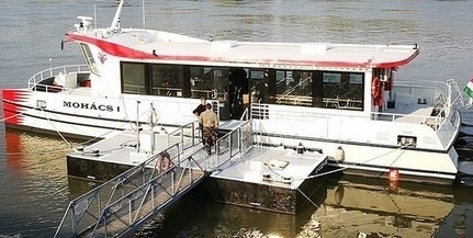 Eszékre utazhatunk hazánk leggyorsabb kirándulóhajójával