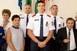 Berényi Imre főhadnagyot választották az év tűzoltójának Mohácson
