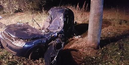 Előzés miatt történt a tragikus baleset Babarc közelében