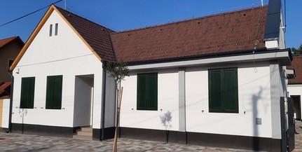 Felavatták a Sokac házat Mohácson, a Táncsics Mihály utcában