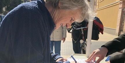 Néhány óra alatt több mint ezer aláírás gyűlt össze Mohácson