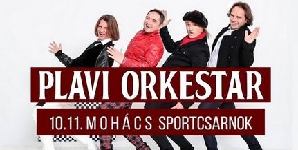 Pénteken jön a Délszláv Fesztivál, Mohácson lép fel a legendás Plavi Orkestar