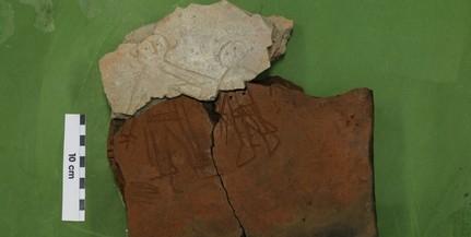 1600 éves lelet két hiányzó darabja került elő Dunaszekcsőn