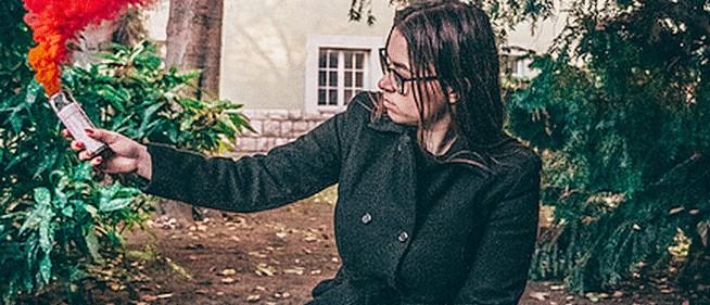 Mohácsi diák, Rostás Dóri az egyik főszereplője a Pécsi Tudományegyetem imázsfilmjének - Videó!
