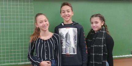 Nagyszerűen helytálltak a széchenyis diákok a német versenyen