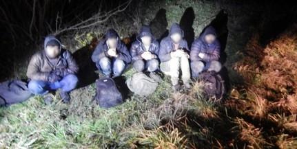 Kölkednél is próbálkoztak migránsok az éjszaka