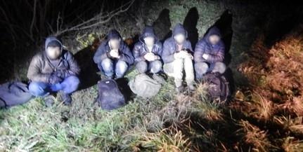 Kölkeden, Sárháton és Újmohácson lebukott embercsempészeket csuktak le