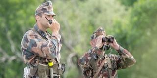 Hőkamerával, drónnal és radarral is védik a szerb-horvát-magyar hármashatárt