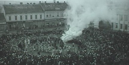 Futnak a képek: így vonultak a busók Mohácson 1927-ben, 1949-ben és 1961-ben - Videók!