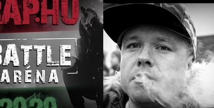 A mohácsi rapper, Bálint Zsolt is indult a Rap.Hu Battle Aréna versenyen - Szavazzunk!