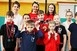 Aranyérmet is hoztak az országos bajnokságról a mohácsi karatékák