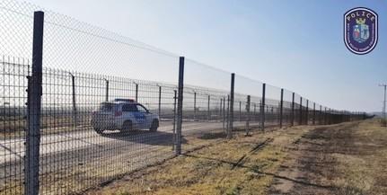 Migránsokat kaptak el a határvédők Dunafalván