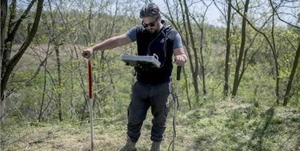 Kutatók vallatják ezekben a napokban is a földet a mohácsi csata vélt helyszínein