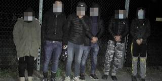 Homorúdon és Sárháton is fogtak migránsokat a határvédők