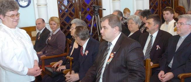 Az országban elsőként Mohácson tettek állampolgársági esküt a törvény 2010-es elfogadása után