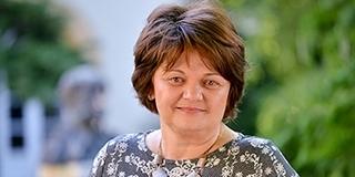 Tanárként tért vissza a Kisfaludyba Hahnerné Feth Gabriella - Ma már a gimnázium igazgatója