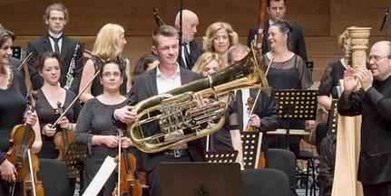 Idén Hajdu Dániel vehette át a művészeti iskola elismerését, a Schneider-díjat